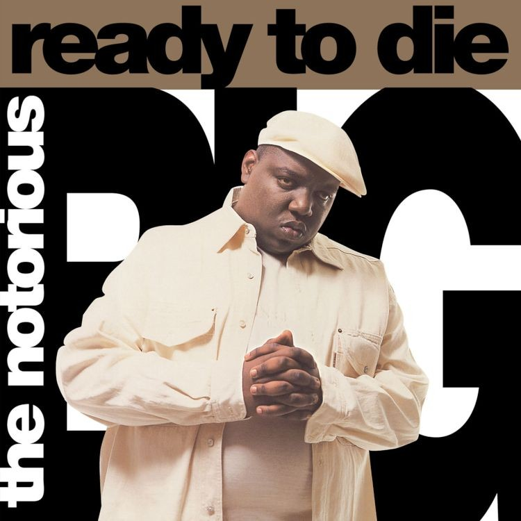 Notorious B.I.G. - Ready To Die 2XLP Vinyl
