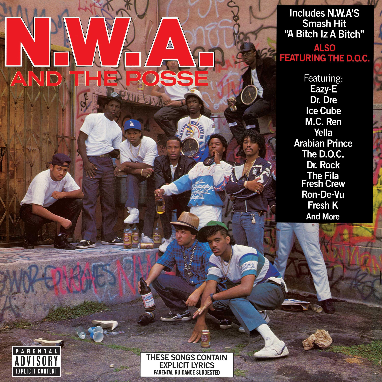 N.W.A. - N.W.A And The Posse LP