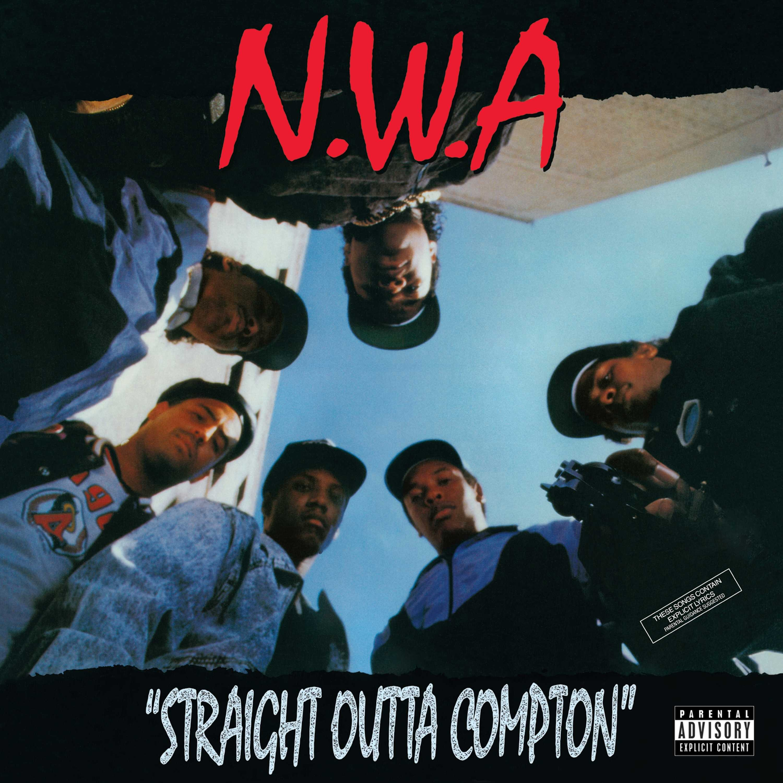 N.W.A. - Straight Outta Compton 25th Anniversary LP