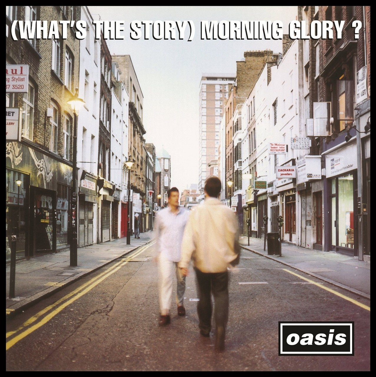Oasis - What's The Story 2XLP