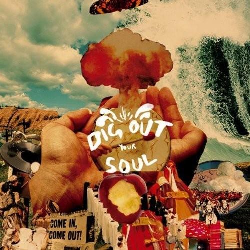 Oasis - Dig Out Your Soul Vinyl LP