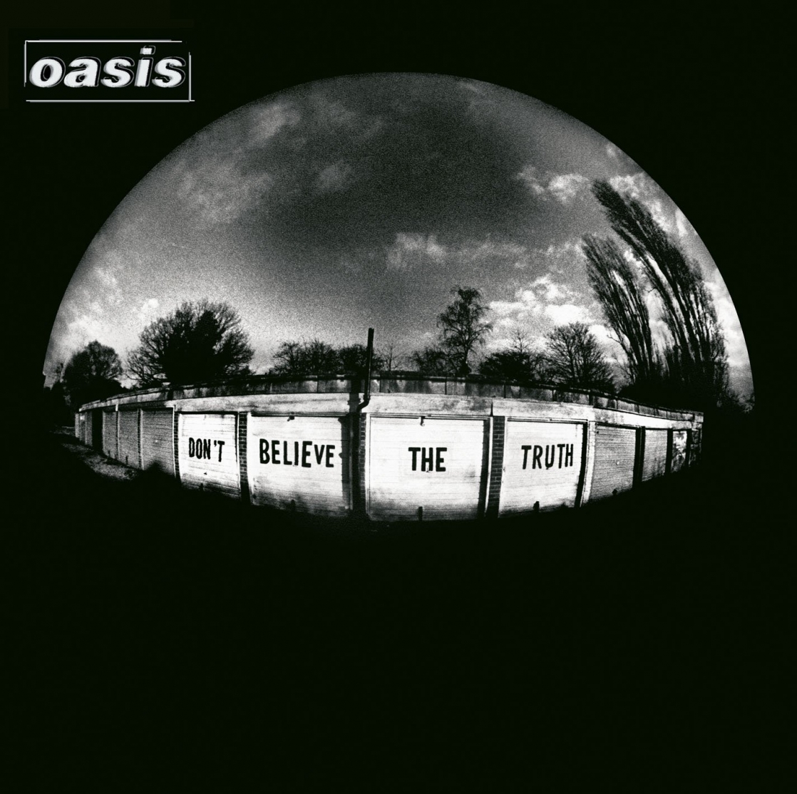 Oasis - Don't Believe The Truth LP