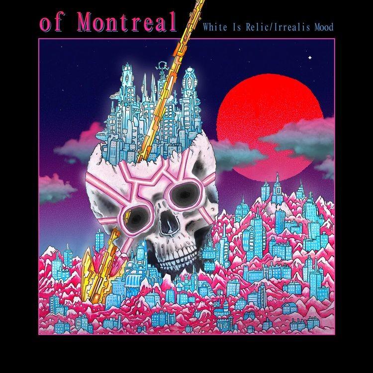 Of Montreal - White Is Relic / Irrealis Mood Vinyl LP