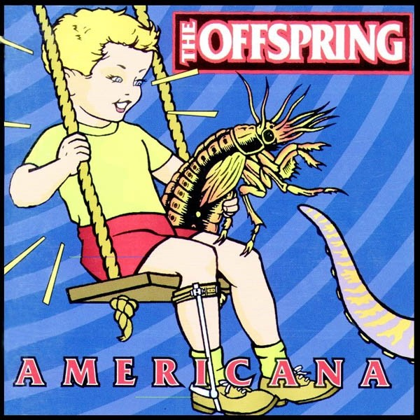 The Offspring - Americana Vinyl LP
