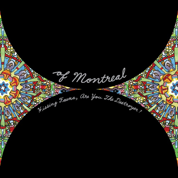 of Montreal - Hissing Fauna, Are You the Destroyer? (2017) 2XLP