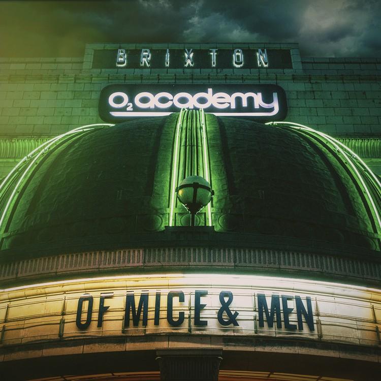 Of Mice & Men - Live at Brixton 2XLP