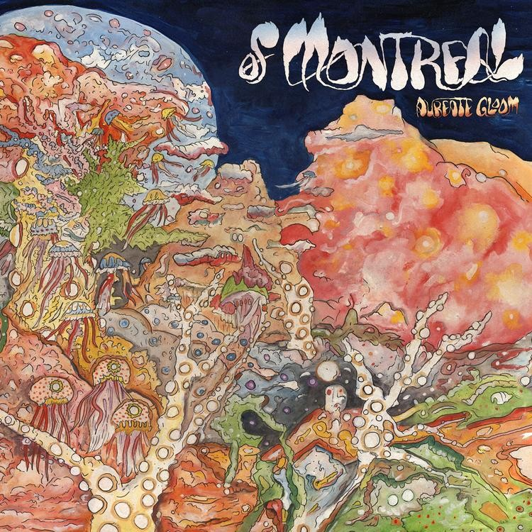 Of Montreal - Aureate Gloom LP