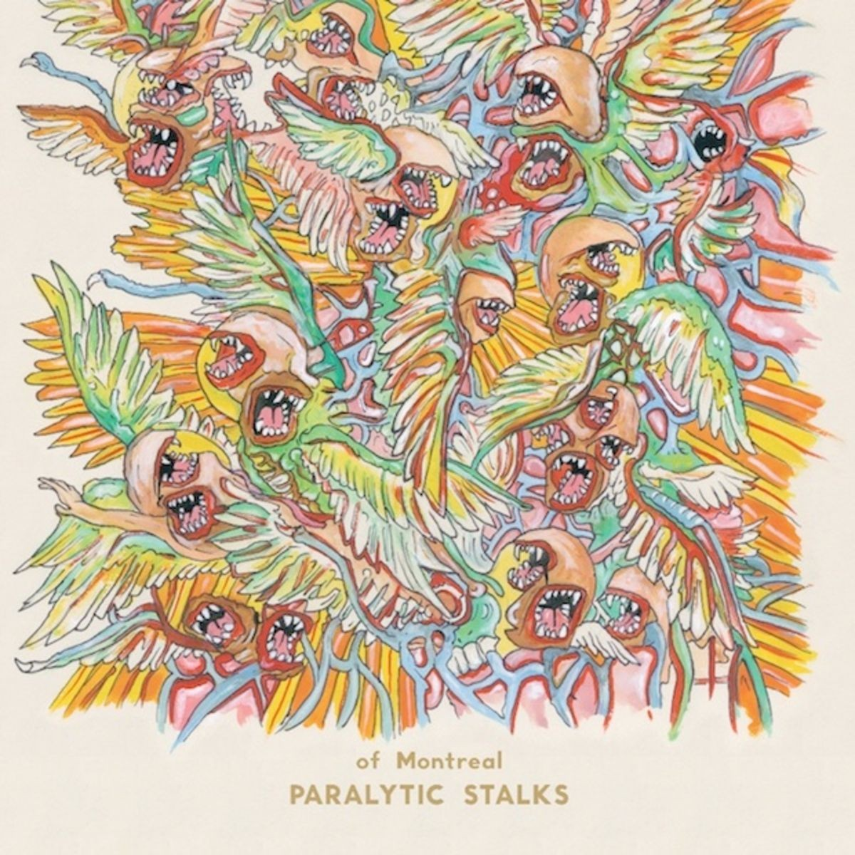 Of Montreal - Paralytic Stalks 2XLP
