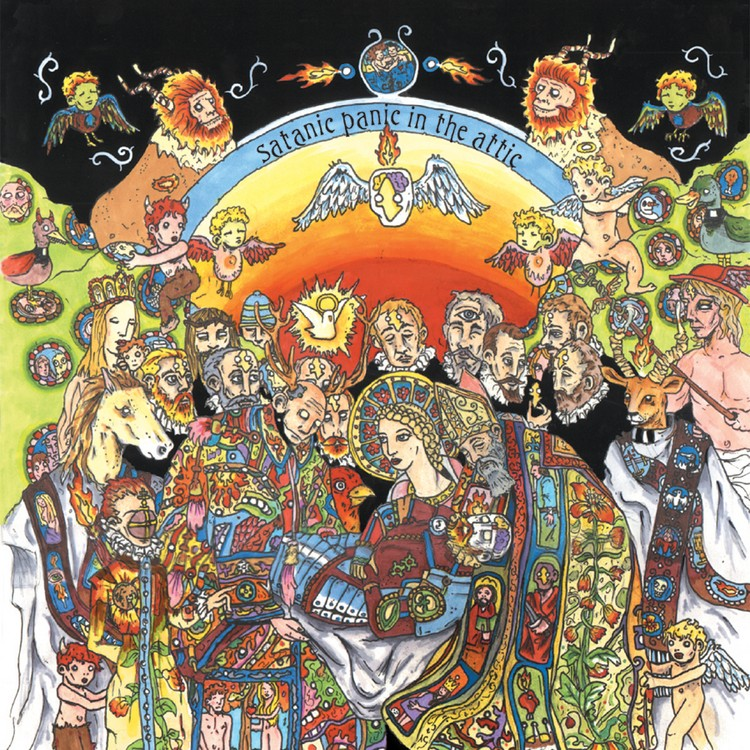 Of Montreal - Satanic Panic In The Attic LP