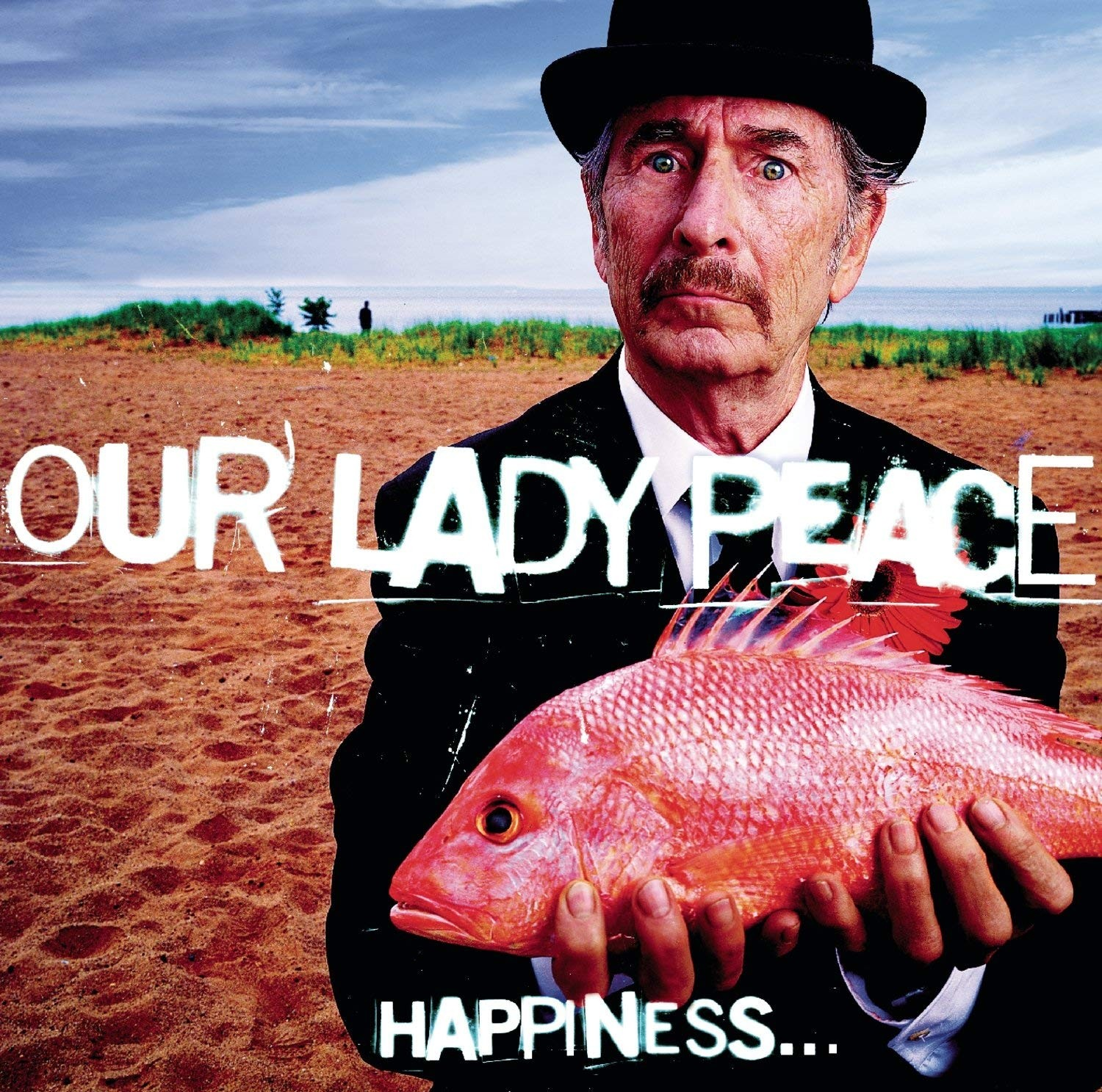 Our Lady Peace - Happiness Is Not A Fish That You Can Catch (Import) LP