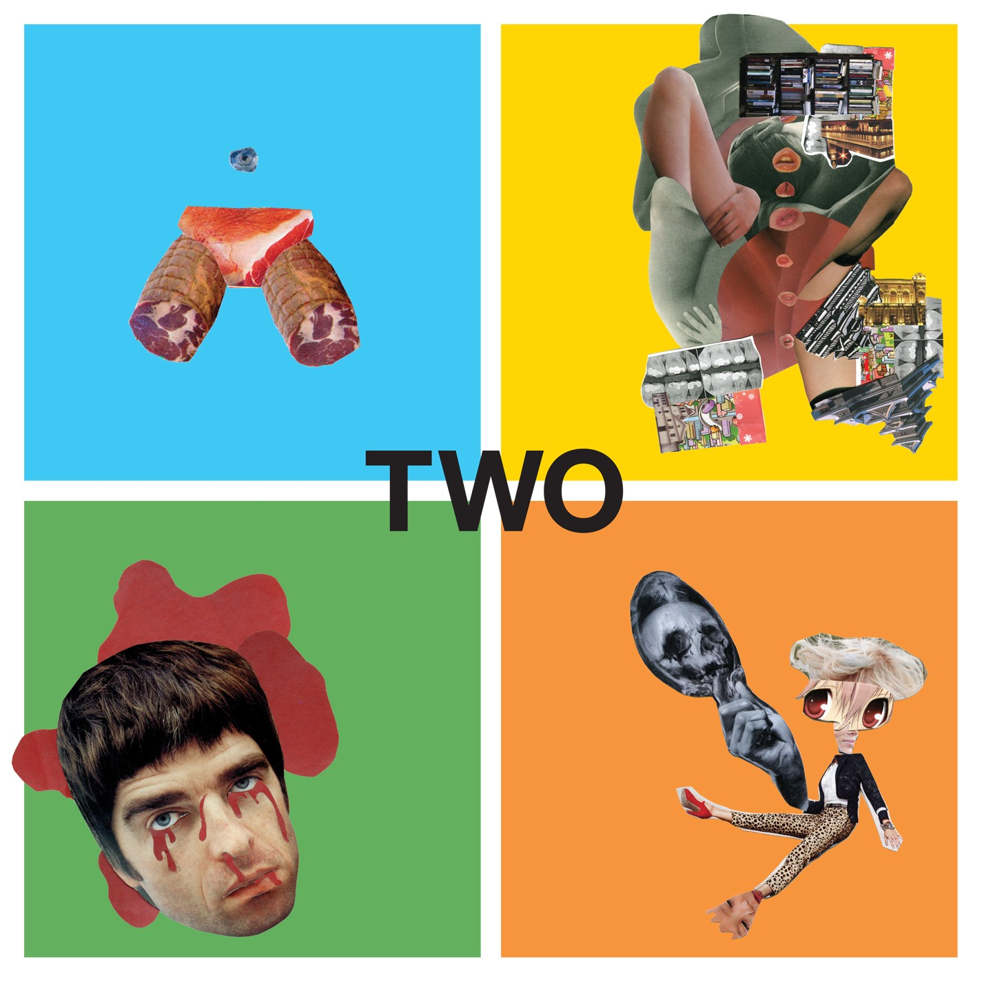 Owls - Two LP