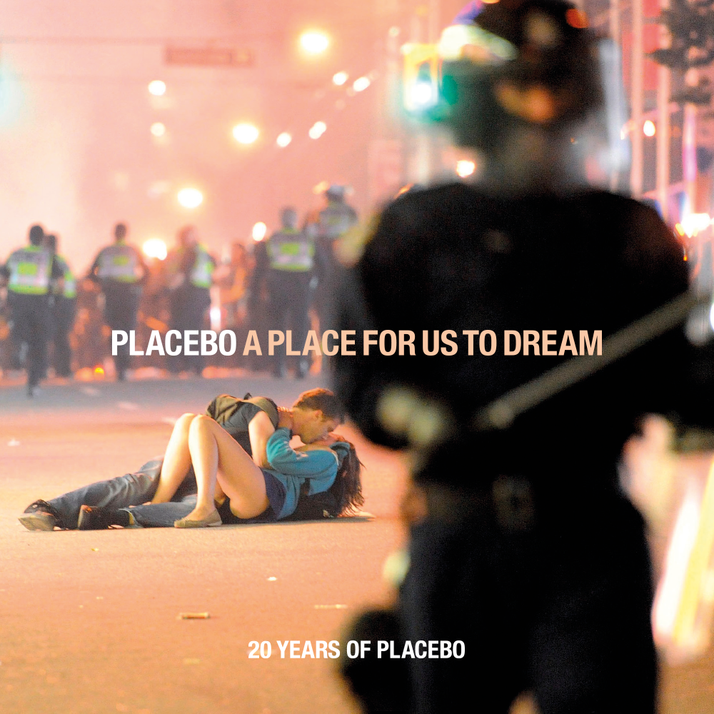 Placebo - A Place For Us To Dream 4XLP Boxset