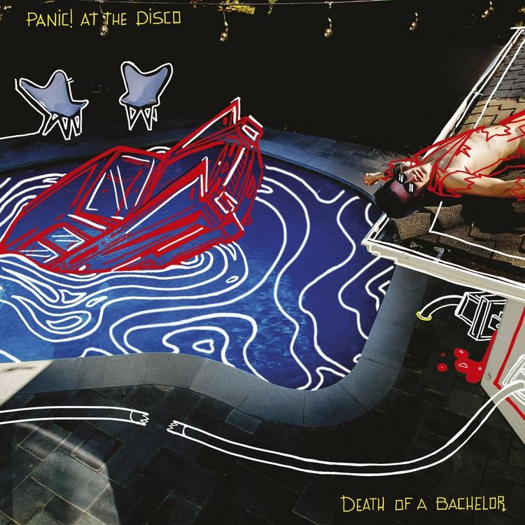 Panic! At The Disco - Death Of A Bachelor LP