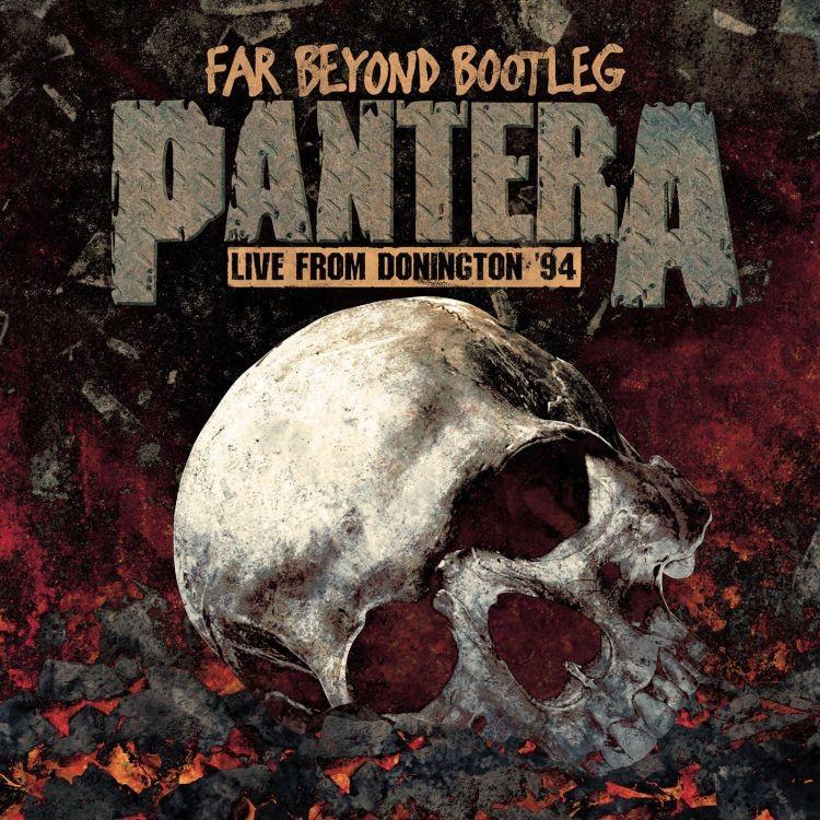Pantera - Far Beyond Bootleg- Live From Donington '94 LP