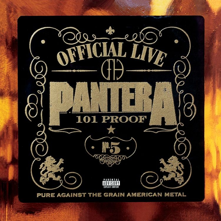 Pantera - Official Live 2XLP