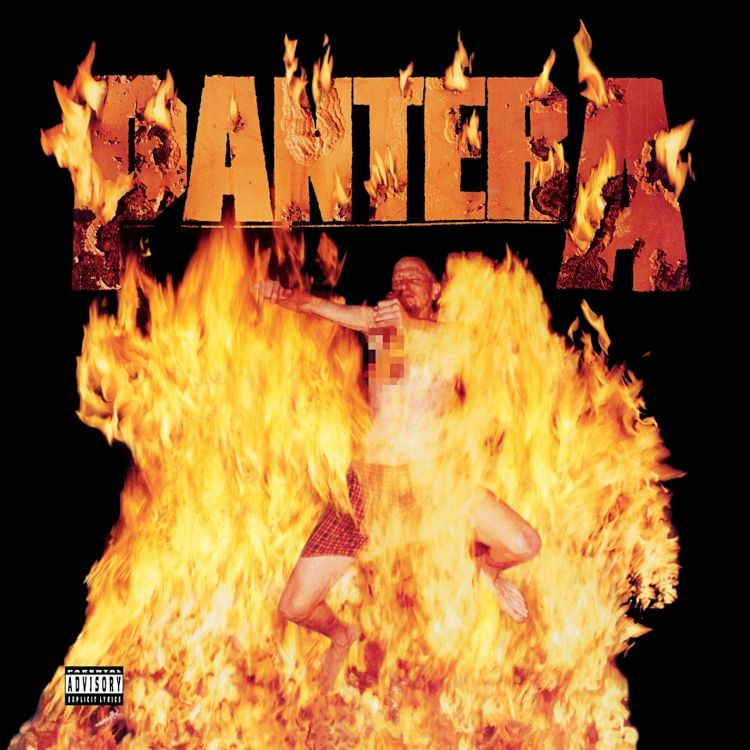 Pantera - Reinventing The Steel LP