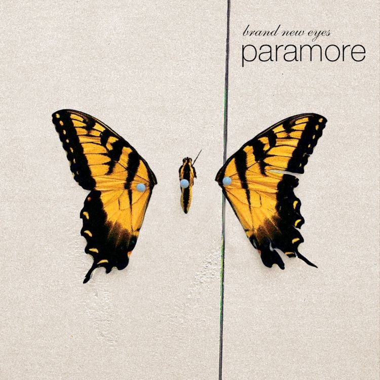 Paramore - Brand New Eyes LP