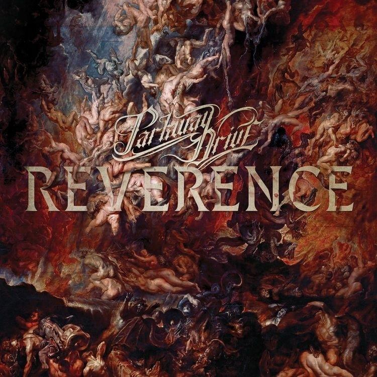 Parkway Drive - Reverence (Grey/Black Smoke) Vinyl LP