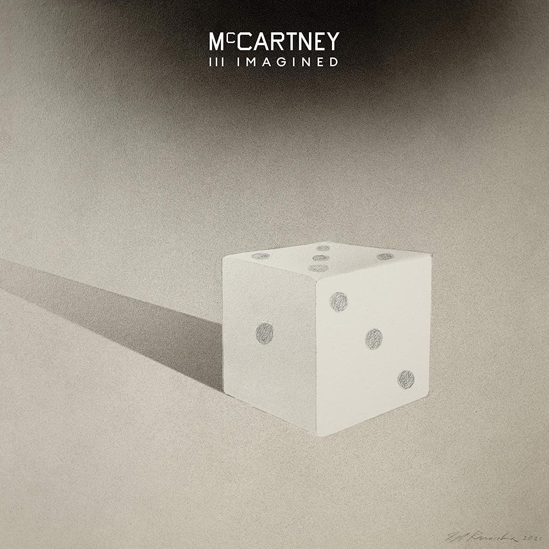 Paul McCartney - Mccartney III Imagined (Black) 2XLP