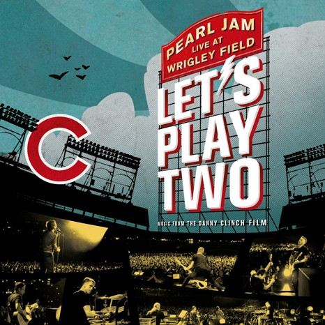 Pearl Jam - Let's Play Two 2XLP vinyl