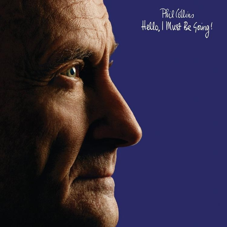 Phil Collins - Hello, I Must Be Going LP