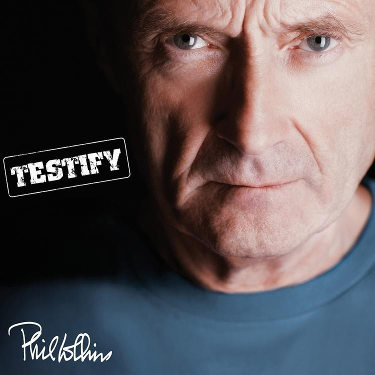 Phil Collins - Testify 2XLP