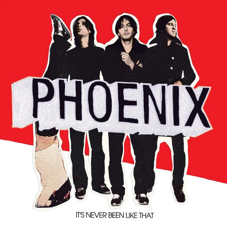 Phoenix - It's Never Been Like That LP