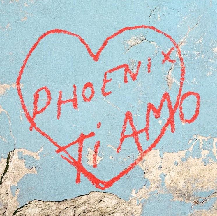 Phoenx - Ti Amo LP