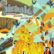 Piebald - All Ears, All Eyes, All The Time Vinyl