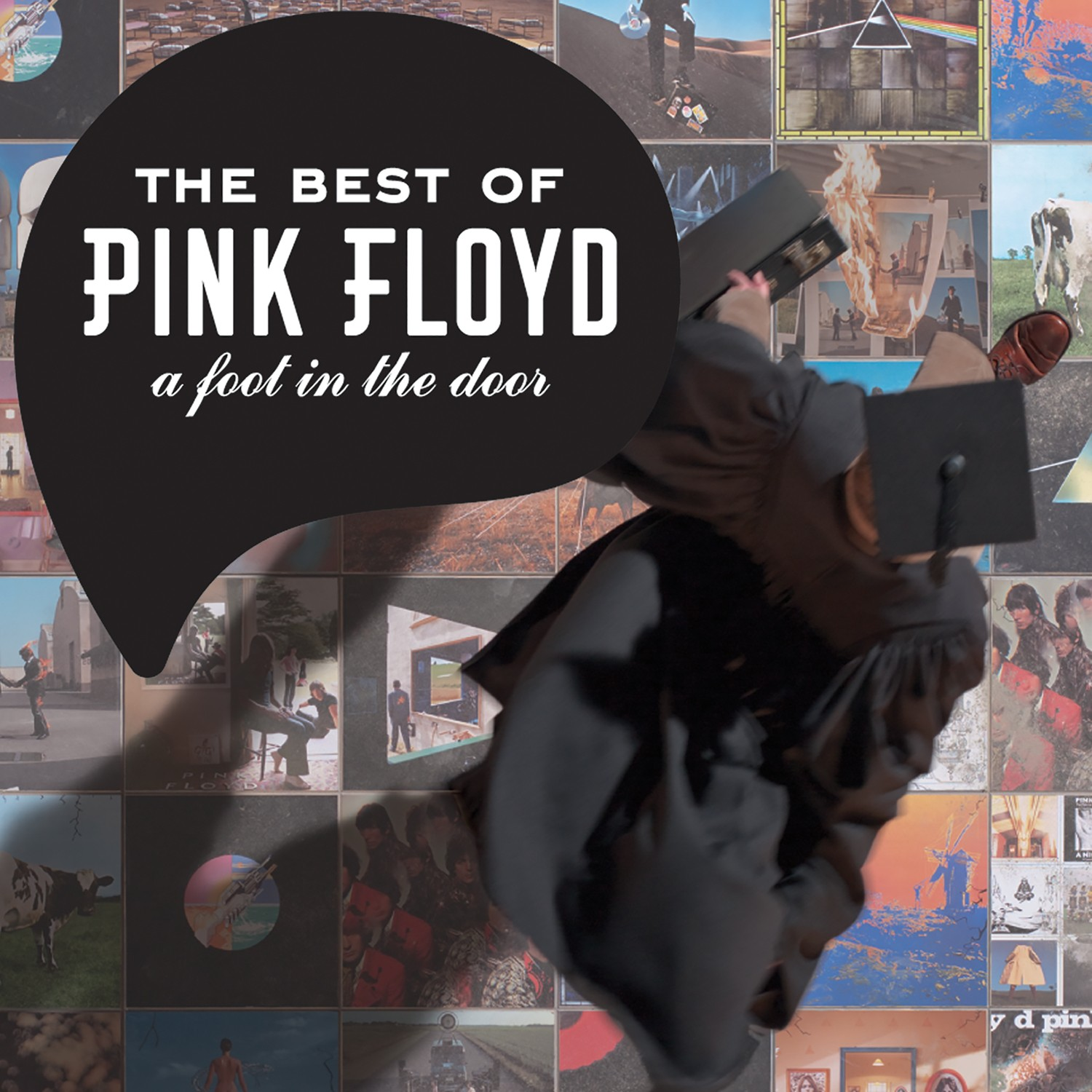 Image result for Pink Floyd - A Foot In The Door: The Best Of Pink Floyd (Pink Floyd Records) $44.99