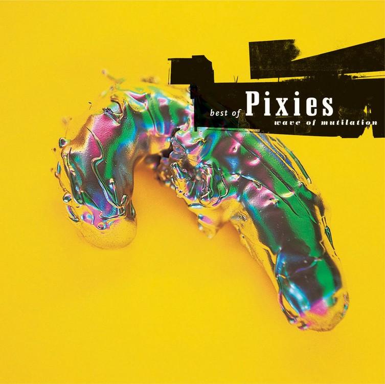 The Pixies - Wave Of Mutilation: Best Of Pixies 2XLP