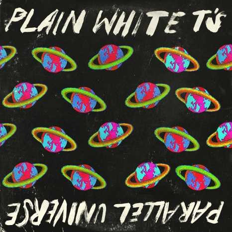 Plain White T's - Parallel Universe Vinyl LP