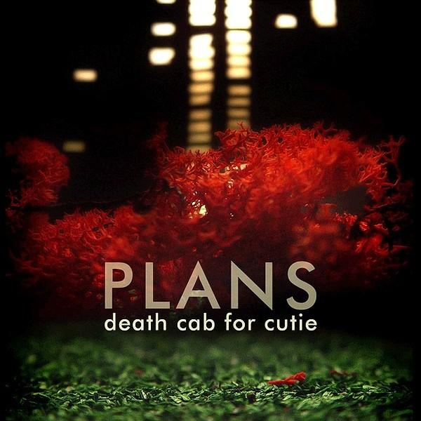 Death Cab For Cutie - Plans 2XLP Vinyl
