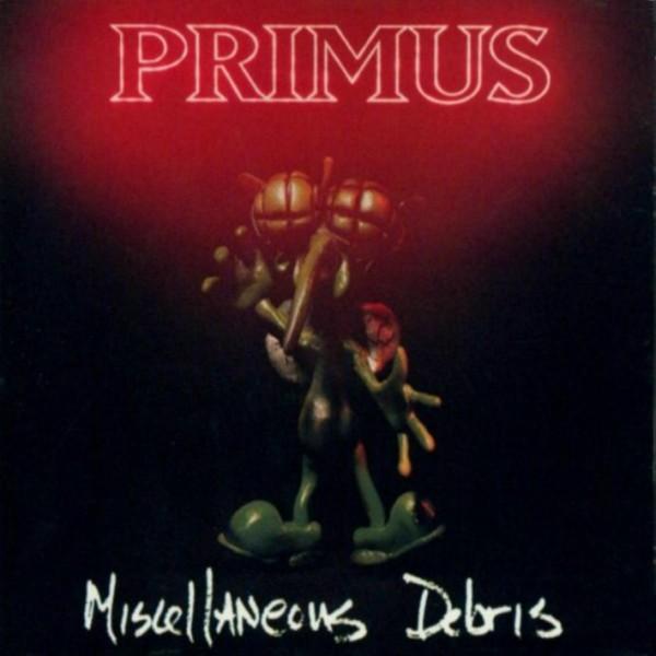 Primus - Miscellaneous Debris (Olive) Vinyl LP