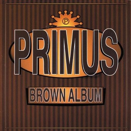 Primus - Brown Album (Orange) Vinyl LP