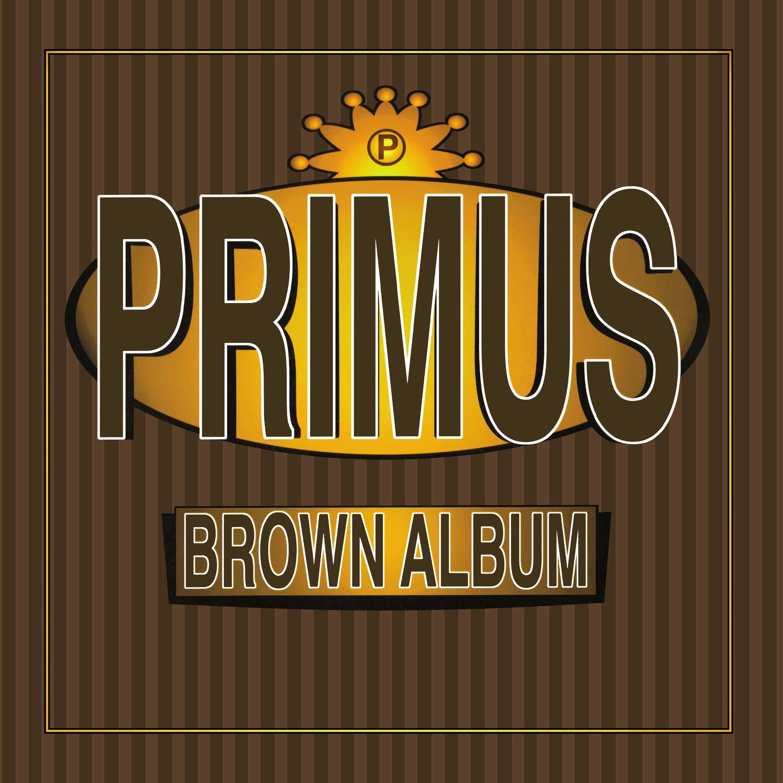 Primus - Brown Album 2XLP Vinyl