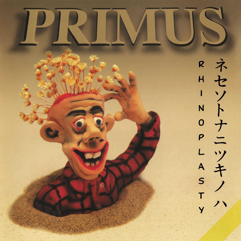 Primus - Rhinoplasty 2XLP Vinyl