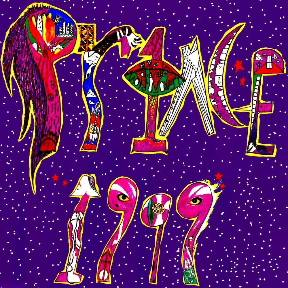 Prince - 1999 Cassette