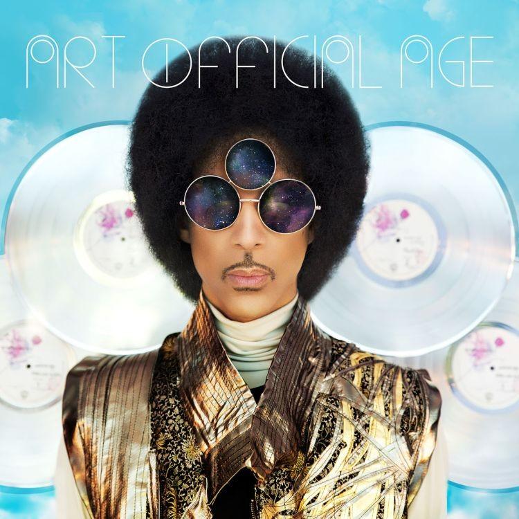 Prince - Art Official Age 2XLP