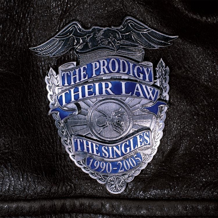 Prodigy - Their Law: The Singles 1990-2005 2XLP