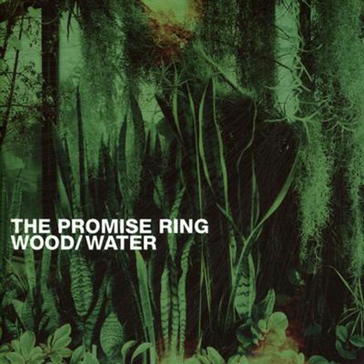 The Promise Ring - Wood/Water (Black) Vinyl LP
