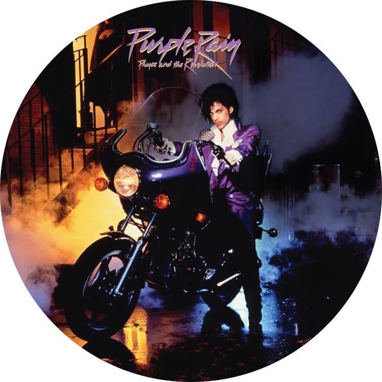 Prince and the Revolution - Purple Rain (Picture Disc) LP