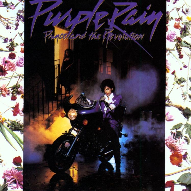 Prince - Purple Rain Cassette