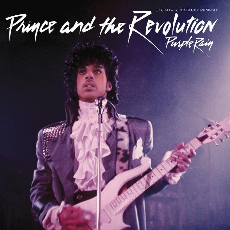 "Prince and the Revolution - Purple Rain 12"" EP"