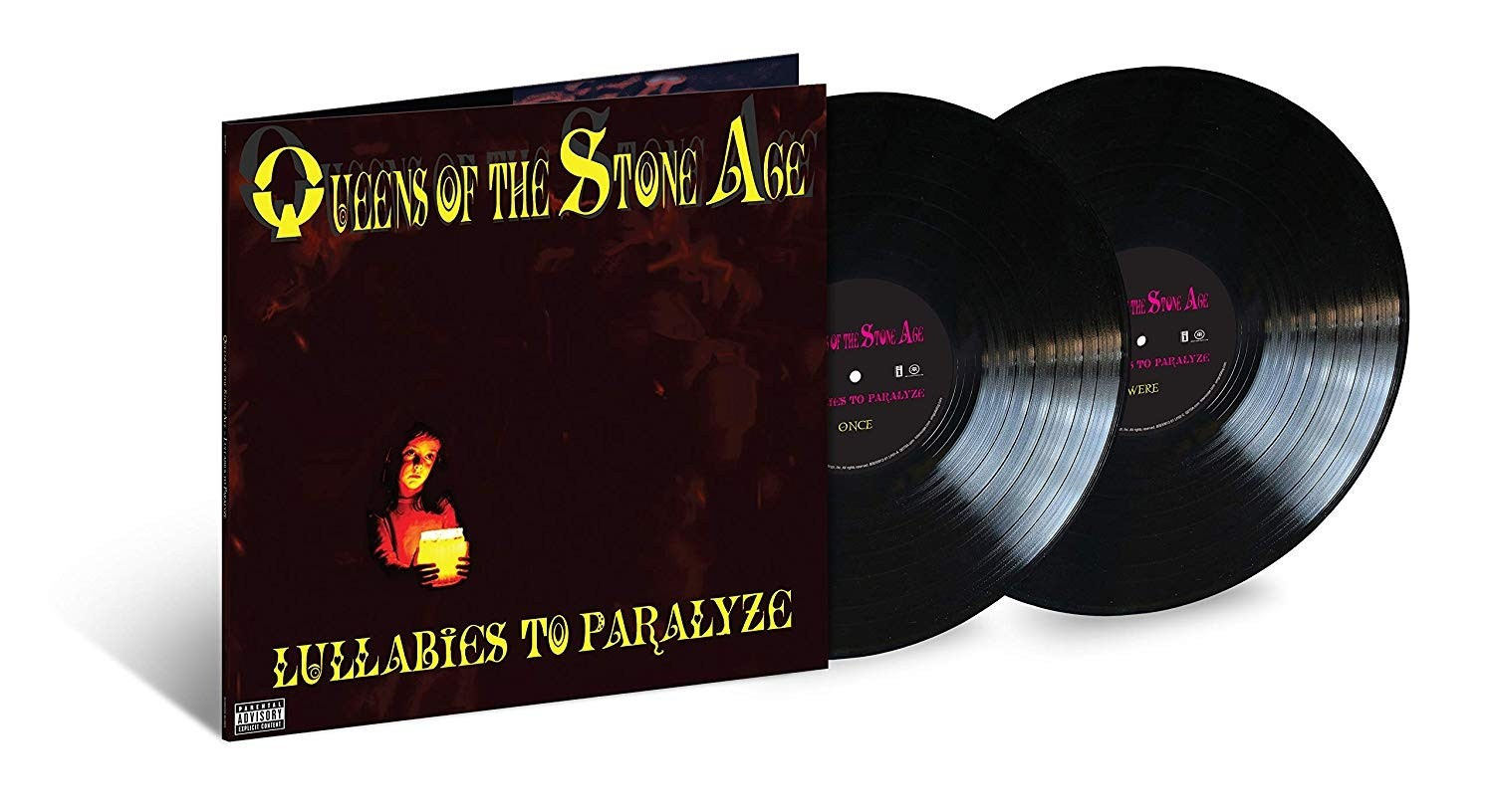 Queens of the Stone Age - Lullabies To Paralyze 2XLP