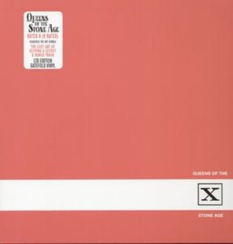 Queens of the Stone Age - Rated R (Import) LP