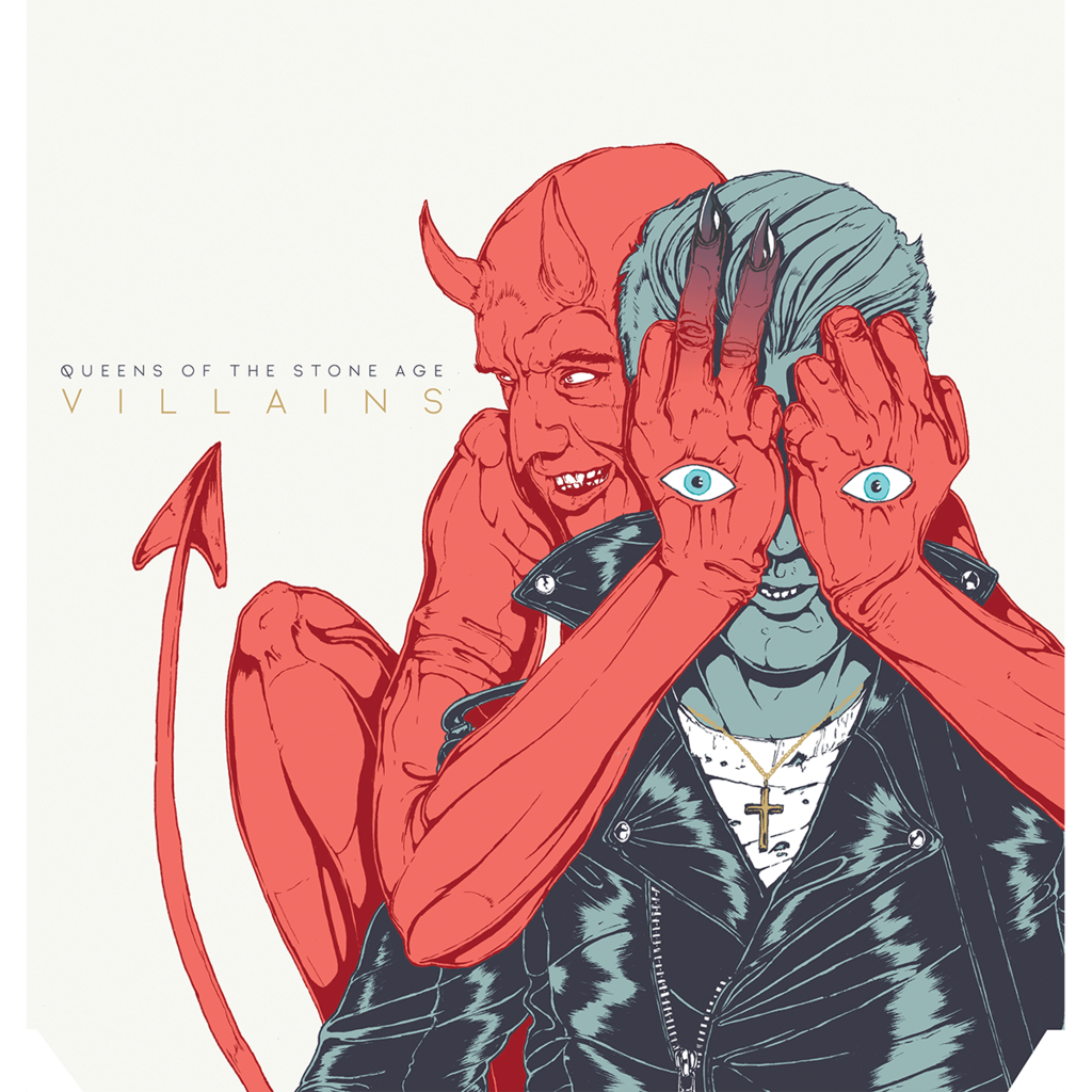 Queens Of The Stone Age - Villains 2XLP