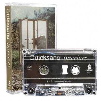 Quicksand - Interiors Cassette