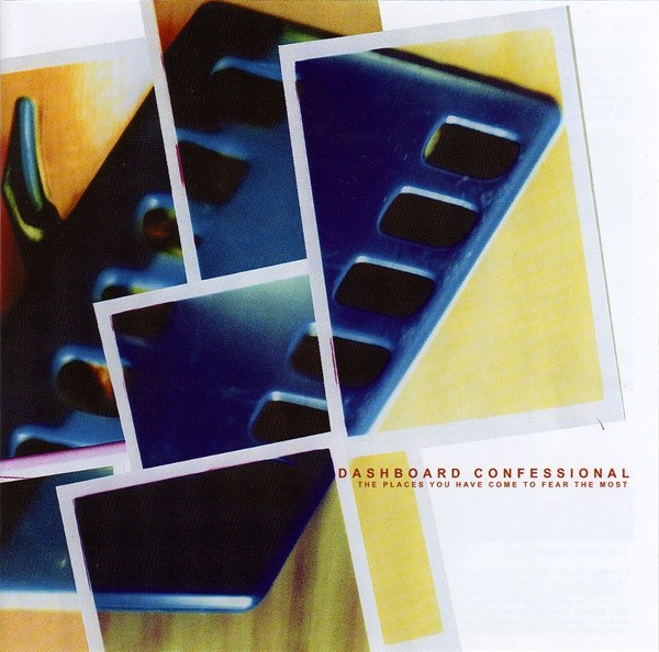 Dashboard Confessional - The Places You Have Come To Fear The Most Vinyl LP