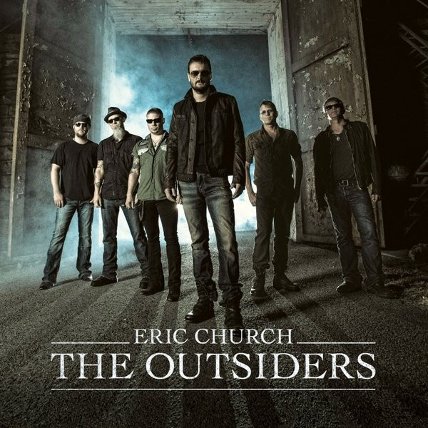 Eric Church - The Outsiders Vinyl LP